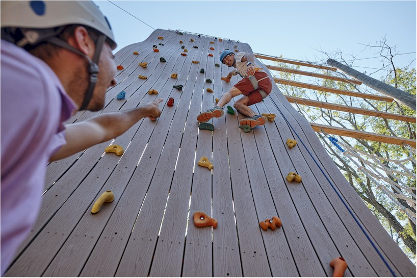 marworth climbing wall